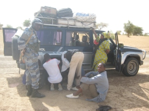 A vehicle breakdown on my return from Tktu after some ethnographic fieldwork culminated in...