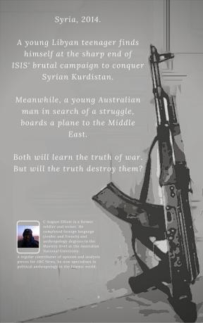 Mujahideen (Rear Cover)